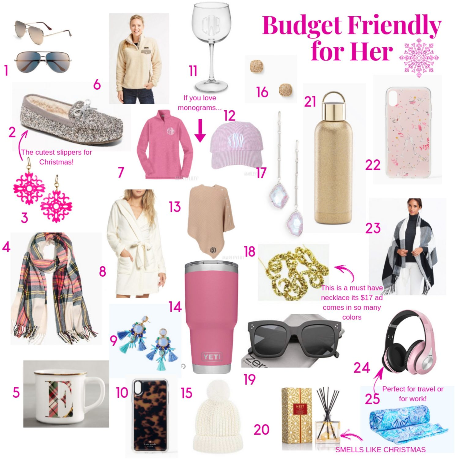 Holiday Gift Guide for HER 2018  sc 1 st  Everything Emily Ann & Holiday Gift Guide for HER 2018 | Everything Emily Ann Blog